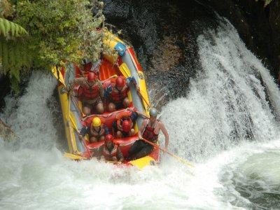 Rafting lunch included Jalcomulco Veracruz