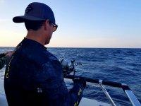 Pesca por Banderas Bay 6 horas con desayuno