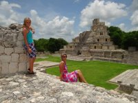 Meet the archeological zone of Campeche