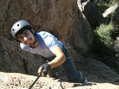 Rappelling in Hermosillo 6h