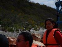 Nuestro paseos en Rio Lacanja