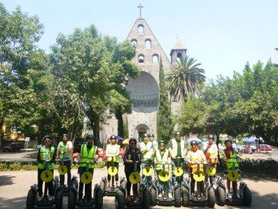 Paseo en Segway por Polanco - Chapultepec 1.5 hr