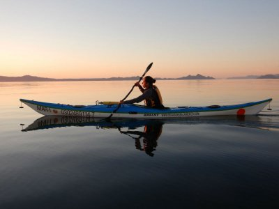 Sea Kayak Baja México Kayaks
