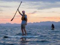 Stand Up Paddle en la Bahía de Loreto