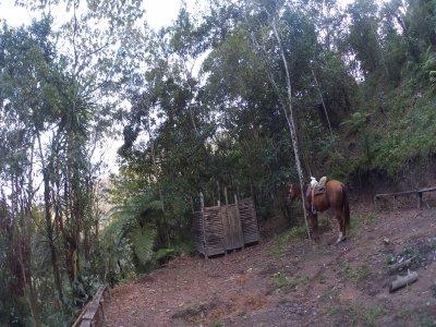 Multi-adventure camping in Cuetzalan 1 day