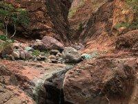 Cañón del Tabor en Loreto