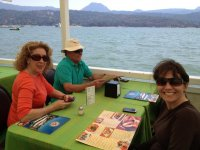 Enjoy the family boat