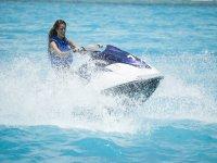 Jet skiing tour Cancun 30 min