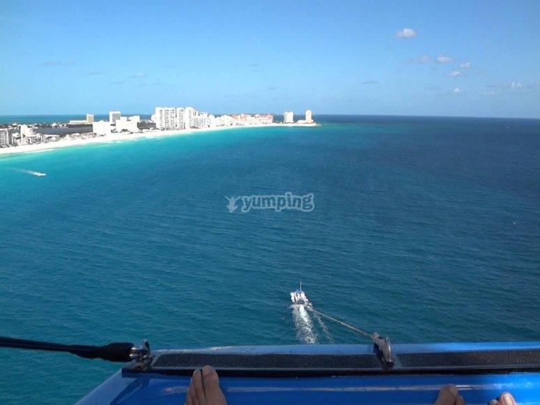 vistas desde nuestro skyrider