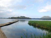Hermoso lago