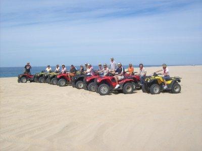 Tour de Cuatrimotos por las Playas de Migriño