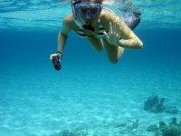 snorkel en tus vacaciones