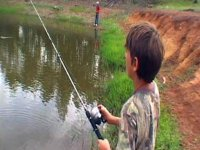 Fishing for children