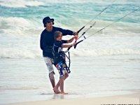 Kitesurfing for all ages