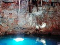 Cenote en Sian Ka'an