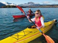 Paseos de kayak