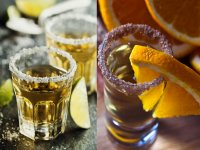 Tequila and mezcal