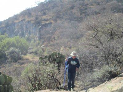 Piedra del Águila walk, Teotihuacán 5h