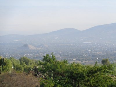 Caminata a mirador del Cerro Patlachique 5h