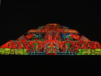 Caminata nocturna en valle de Teotihuacán  5h