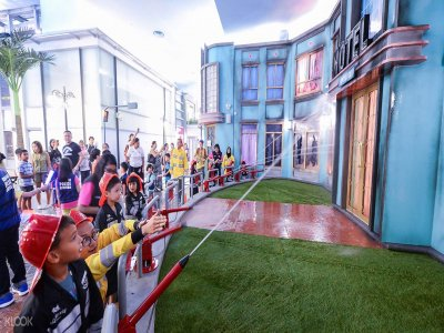 CDMX tour with entrance to KidZania 12h