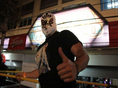 Mexico City Wrestling Tour 3:30 Hrs