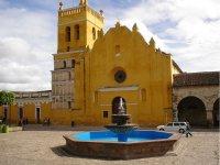 Iglesia de Santo Domingo en Comitán