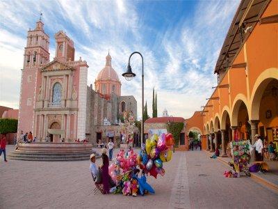 Wine tour of Querétaro with food 12Hrs