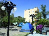Area de camping