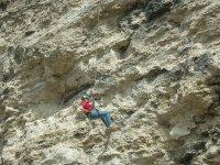 Paredes de roca natural