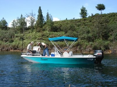 Sport Fishing for groups in Veracruz 3 h
