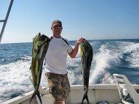 Excursion de pesca