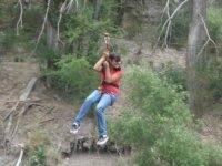 Tirolesas canopy
