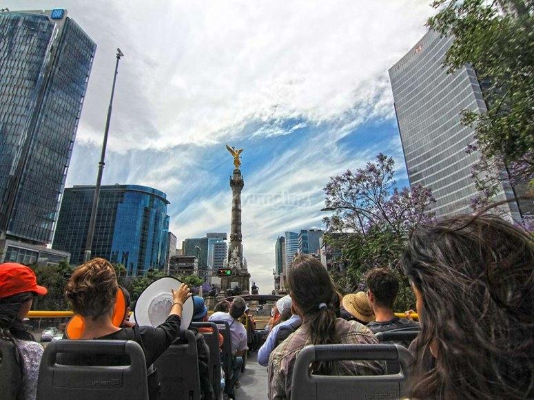 Autobús con vista panorámica
