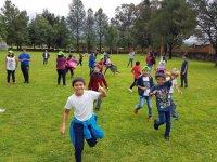 Campamento de inglés Los Leones Jocotitlán, julio
