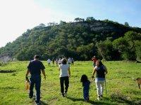 Caminatas familiares