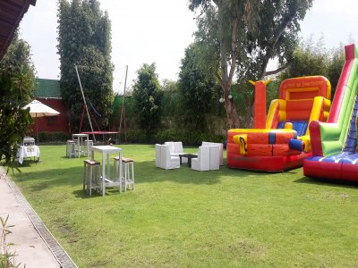 Children's party package with food 4 Hours