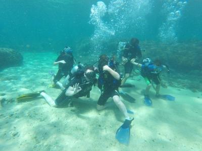 Scuba Diving Anfibios Huatulco