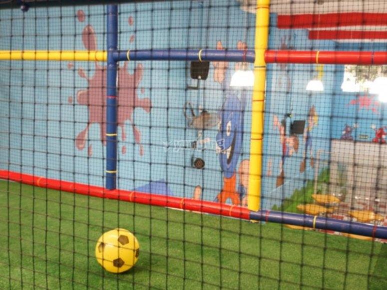 Great soccer field