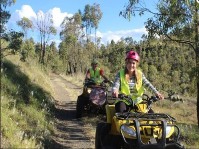 ATV tour through La Bufa Zacatecas 30m