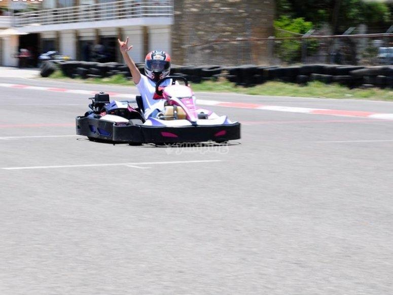 Race won