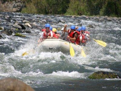 Mountain Sports Mexico Rafting