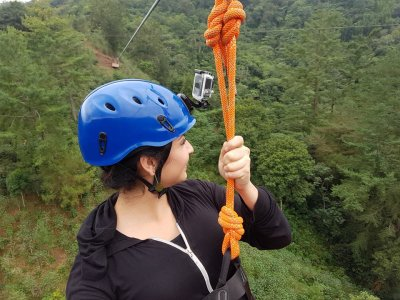 Adventure camp and meals 24 hours Puebla