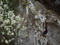 Climbing in Guadalcazar for groups with food