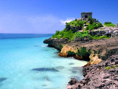 Customized Cultural Tour and natural well Tulum 6h