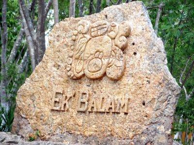 Tour personalizado Ek Balam y Ría Lagartos 12h