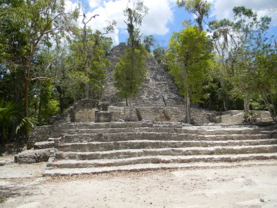 Customized Tour Cobá and natural well Cancún 6 h