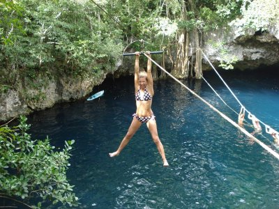 Private 6-Hour Bike and Zipline Tour Cancun