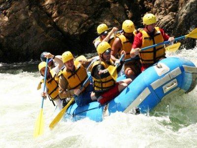 Cabañas San Javier Rafting