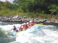 River descent
